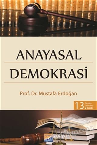 ANAYASAL DEMOKRASİ (  )