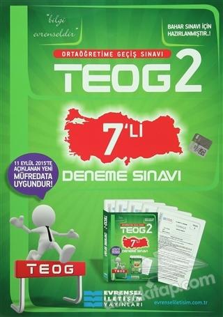 2016 8.SINIF TEOG 2 7'Lİ  DENEME SINAVI (  )
