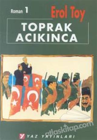 TOPRAK ACIKINCA 3 CİLT TAKIM (  )