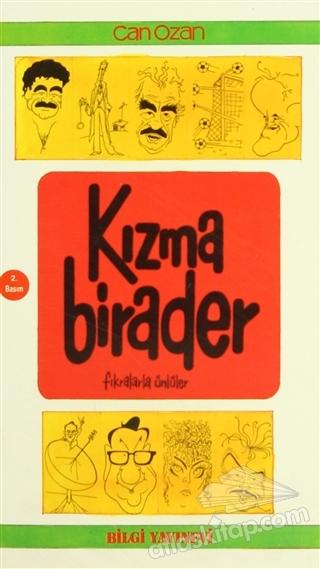 """KIZMA BİRADER """"FIKRALARLA ÜNLÜLER"""" (  )"""