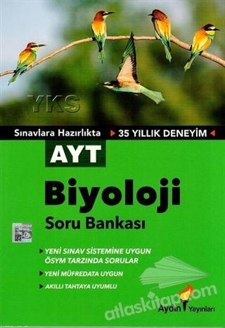 AYT BİYOLOJİ SORU BANKASI (  )