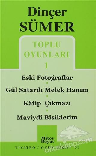 TOPLU OYUNLARI-1 ESKİ FOTOĞRAFLAR / GÜL SATARDI MELEK / HANIM / KATİP ÇIKMAZI / MAVİYDİ BİSİKLETİM (  )