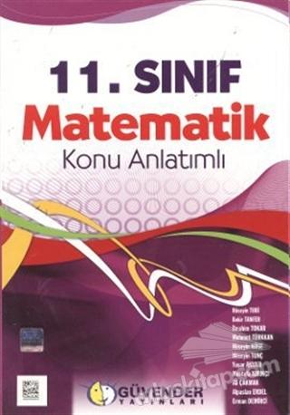 11. SINIF MATEMATİK KONU ANLATIMLI (  )