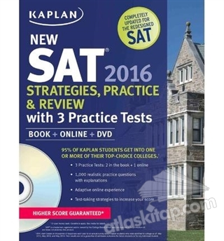 NEW SAT 2016 STRATEGİES PRACTİCE AND REVİEW (  )