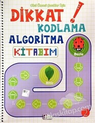 Okul Oncesi Cocuklar Icin Dikkat Kodlama Algorit Kitap 20