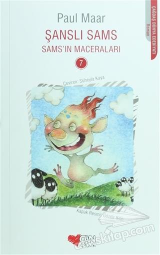 ŞANSLI SAMS ( SAMS'IN MACERALARI 7 )