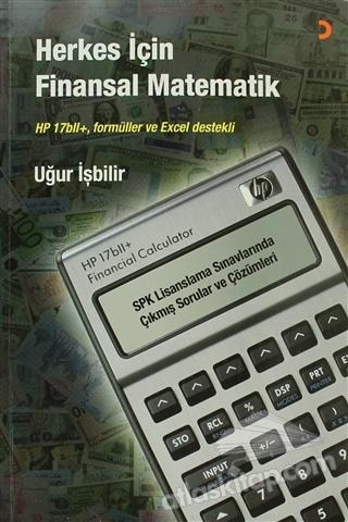 HERKES İÇİN FİNANSAL MATEMATİK (  )