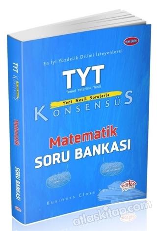 TYT KONSENSÜS MATEMATİK SORU BANKASI (  )