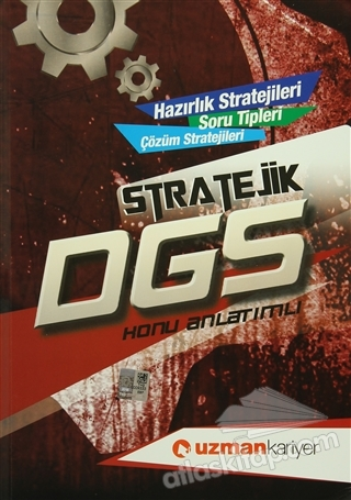 2016 DGS STRATEJİK KONU ANLATIMLI (  )