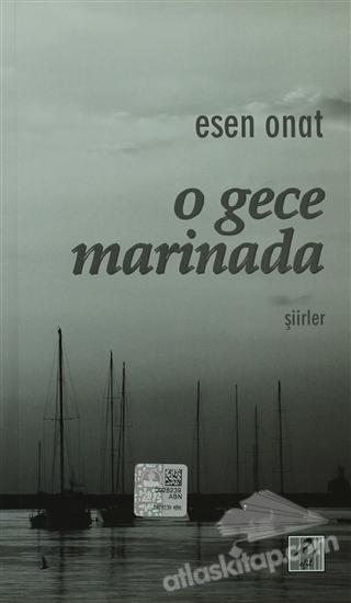 O GECE MARİNADA ( ŞİİRLER )