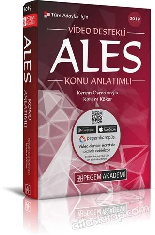 2019 ALES TÜM ADAYLAR İÇİN KONU ANLATIMLI VİDEO DESTEKLİ (  )