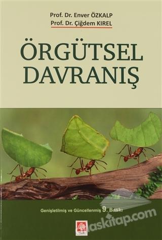 ÖRGÜTSEL DAVRANIŞ (  )