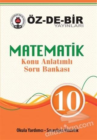 10. SINIF MATEMATİK KONU ANLATIMLI SORU BANKASI (  )