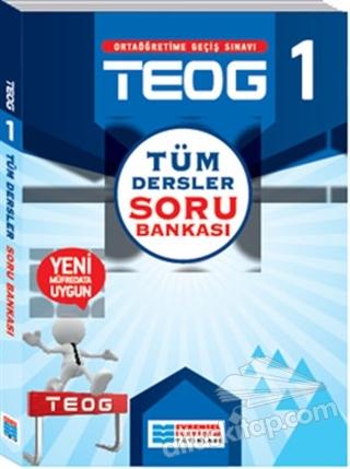 TEOG - 1 TÜM DERSLER SORU BANKASI (  )