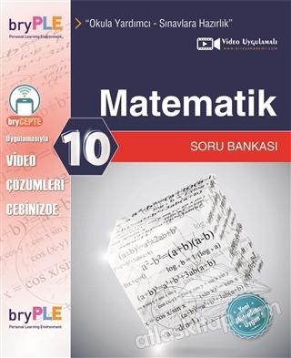 10. SINIF MATEMATİK SORU BANKASI ( YENİ MÜFREDATA UYGUN / OKULA YARDIMCI - SINAVLARA HAZIRLIK )