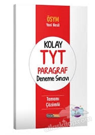 KOLAY TYT PARAGRAF DENEME SINAVI (  )