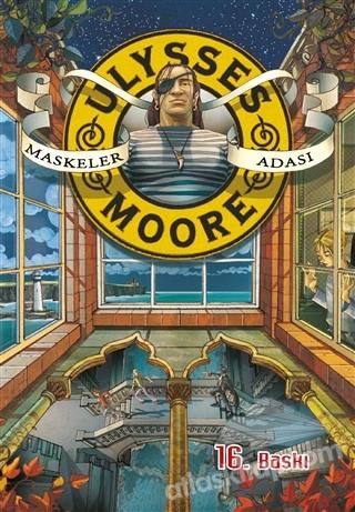 ULYSSES MOORE 4 - MASKELER ADASI (  )