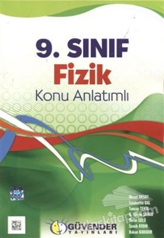 9. SINIF FİZİK KONU ANLATIMLI (  )