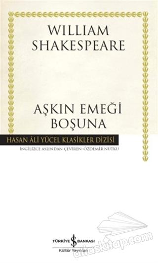 AŞKIN EMEĞİ BOŞUNA (  )