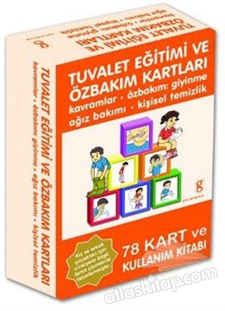 TUVALET EĞİTİMİ VE ÖZBAKIM KARTLARI (  )