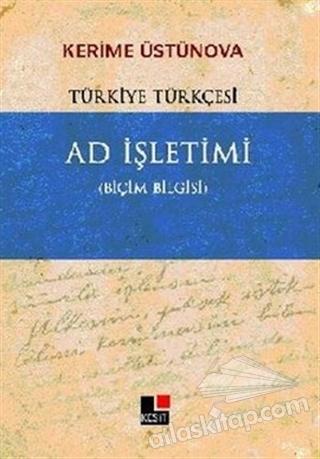 AD İŞLETİMİ (  )