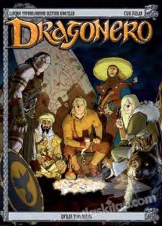 DRAGONERO 3: İZCİLER TOPLANTISI - SİVRİ DİŞLER VE ÇELİK (  )