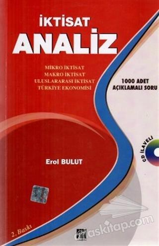 İKTİSAT ANALİZ (  )