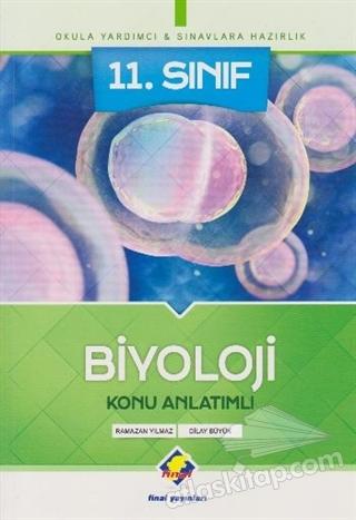 11. SINIF BİYOLOJİ KONU ANLATIMLI (  )