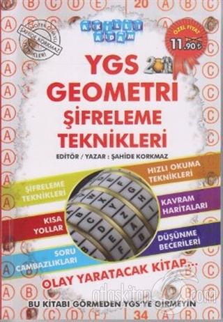 YGS GEOMETRİ ŞİFRELEME TEKNİKLERİ 2013 (  )