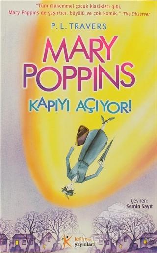 MARY POPPİNS KAPIYI AÇIYOR! (  )