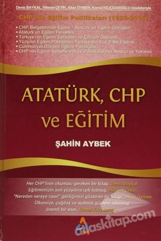 ATATÜRK, CHP VE EĞİTİM (  )