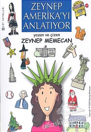 ZEYNEP AMERİKA'YI ANLATIYOR (  )