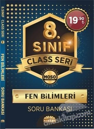 8. SINIF CLASS SERİ FEN BİLİMLERİ SORU BANKASI (  )