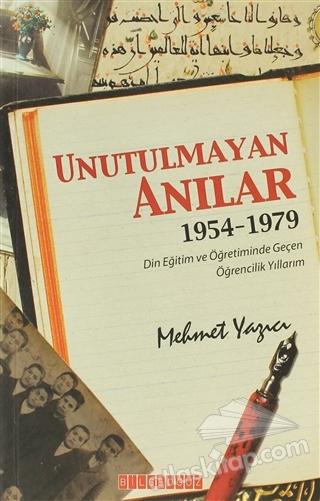 UNUTULMAYAN ANILAR (1954 - 1979) (  )