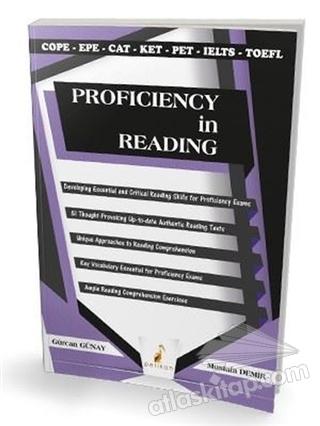 PROFİCİENCY İN READİNG (  )