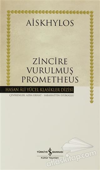 ZİNCİRE VURULMUŞ PROMETHEUS (  )