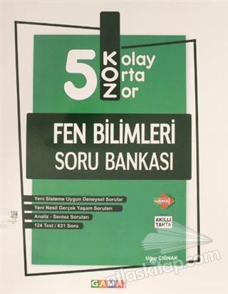 2020 5.SINIF KOZ FEN BİLİMLERİ SORU BANKASI (  )