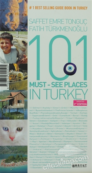 101 MUST - SEE PLACES İN TURKEY (  )