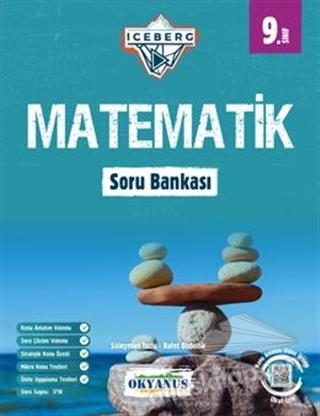 9. SINIF ICEBERG MATEMATİK SORU BANKASI (  )