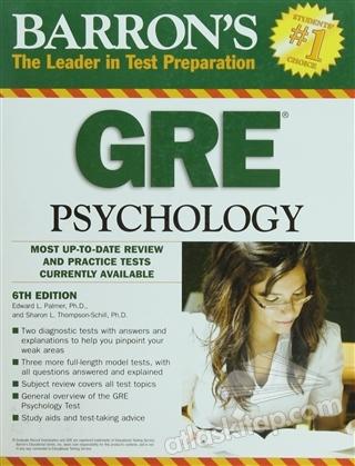 GRE PSYCHOLOGY ( THE LEADER İN TEST PREPARATİON )