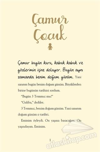 ÇAMUR ÇOCUK (  )