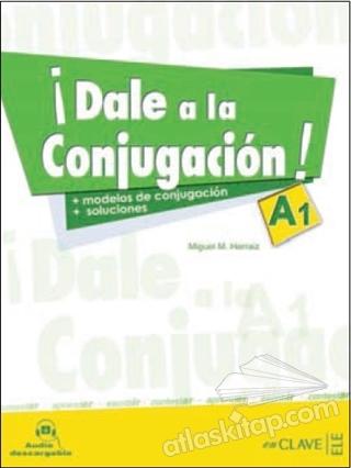 DALE A LA CONJUGACİON! A1 + AUDİO DESCARGABLE (  )