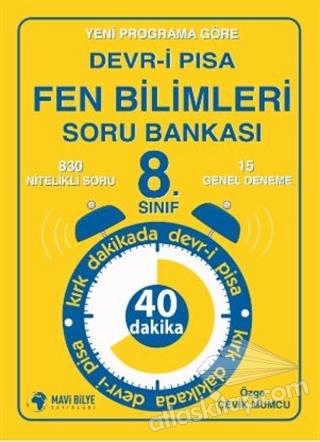 DEVR-İ PISA FEN BİLİMLERİ SORU BANKASI 8. SINIF (  )