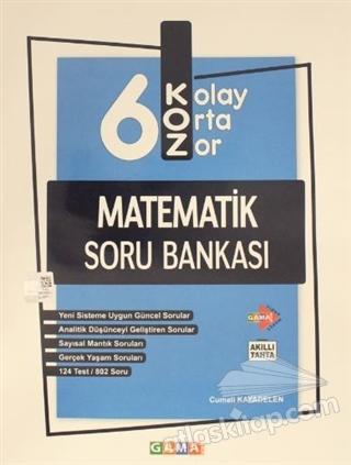 2020 6.SINIF KOZ MATEMATİK SORU BANKASI (  )
