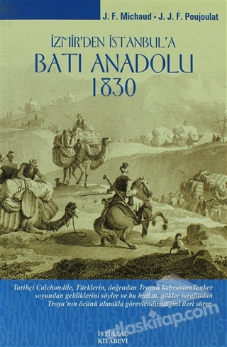 İZMİR'DEN İSTANBUL'A BATI ANADOLU (1830) (  )