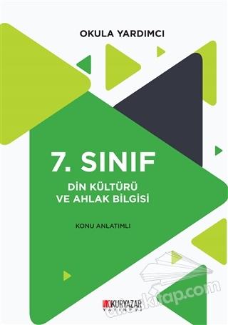7. SINIF DİN KÜLTÜRÜ VE AHLAK BİLGİSİ KONU ANLATIMLI (  )