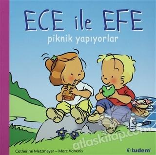 ECE İLE EFE PİKNİK YAPIYORLAR (  )