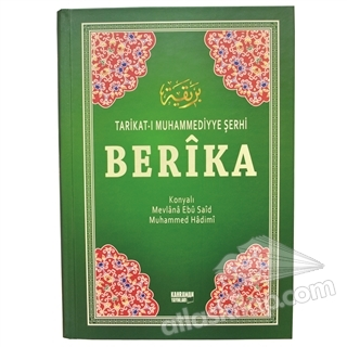 BERİKA - TERİKAT-I MUHAMMEDİYYE ŞERHİ (5 CİLT TAKIM) (  )