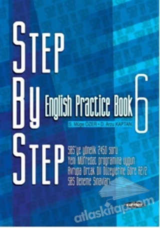 STEP BY STEP 6: ENGLİSH PRACTİCE BOOK (  )