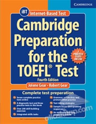 CAMBRİDGE PREPARATİON FOR THE TOEFL TEST (  )